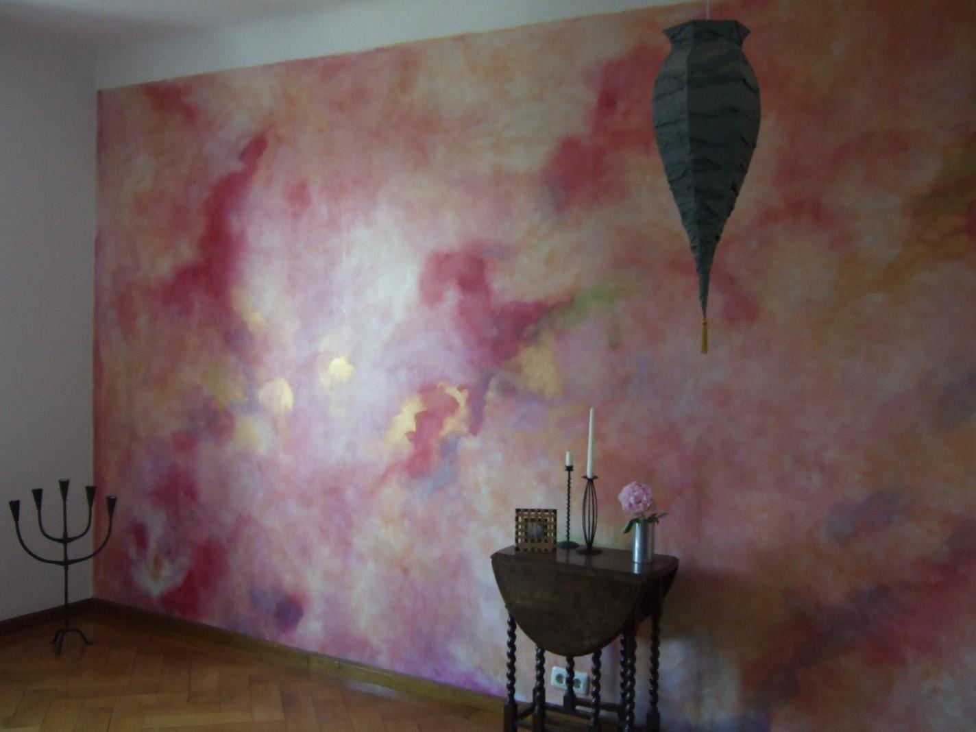 wandbemalung alle ideen f r ihr haus design und m bel. Black Bedroom Furniture Sets. Home Design Ideas